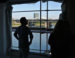 Besichtigung – September 2013